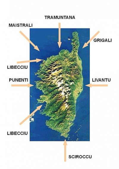 Corsican Winds