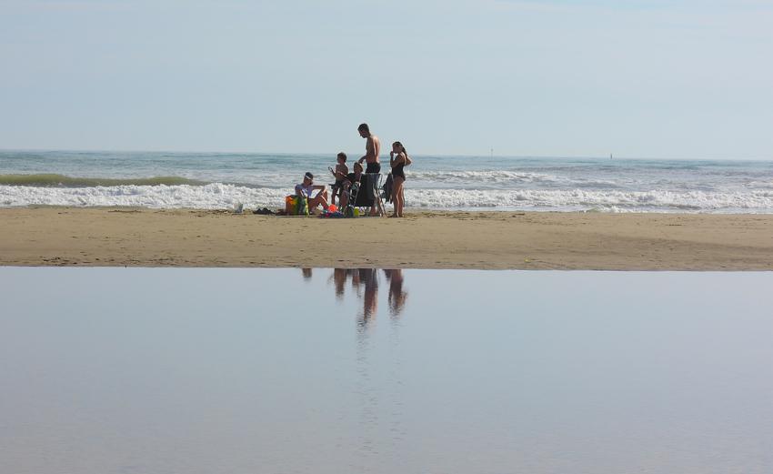 Gruissan plage