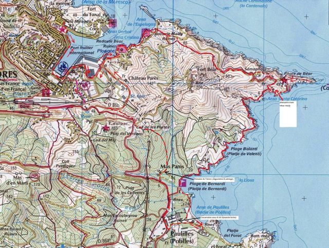 Map_Walk_Port_Vendres_Paulliles