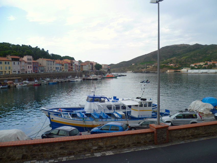 Port Vendres Harbour