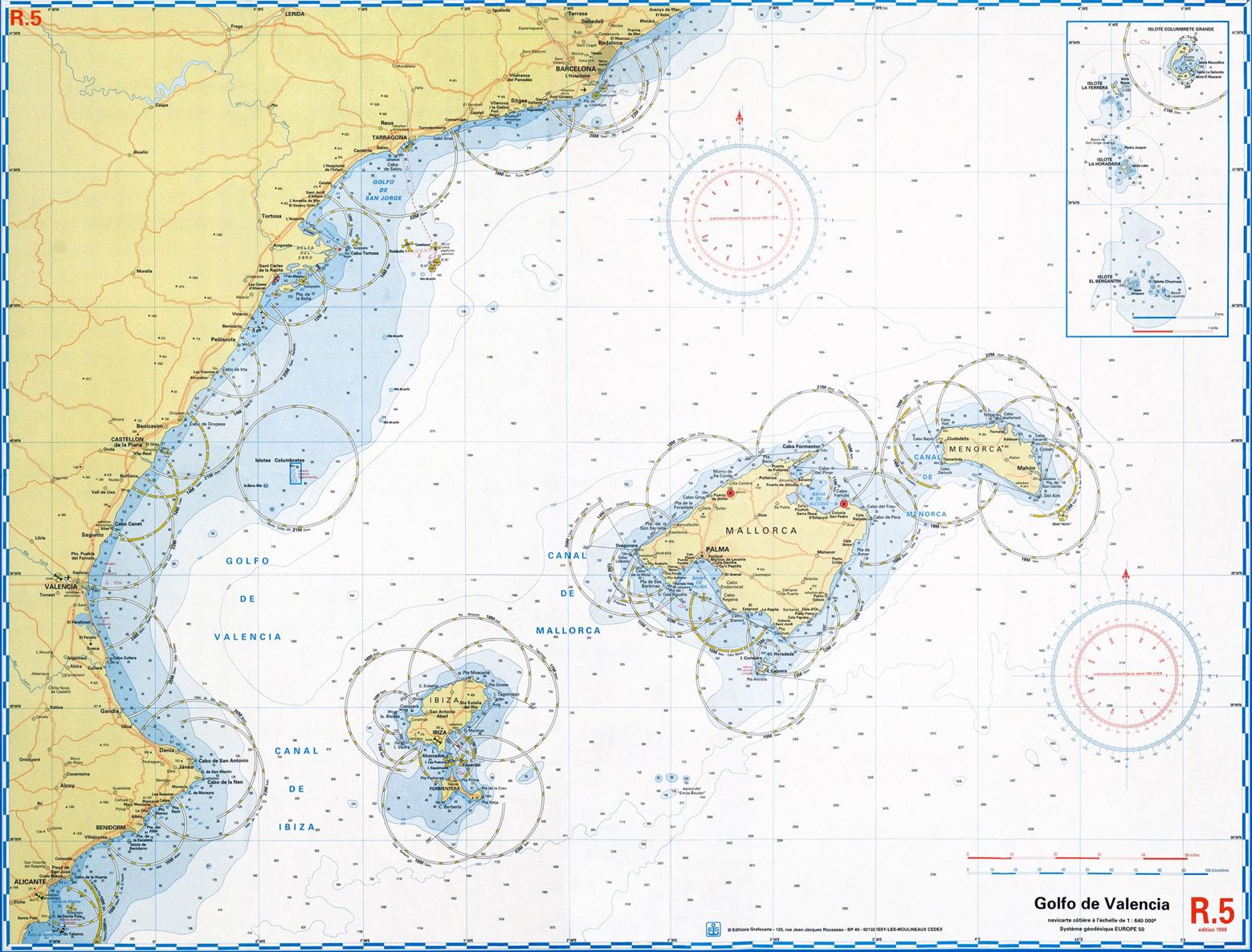 West roussilon costa brava islas baleares - Islas de baleares ...