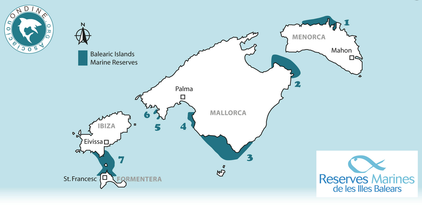Balearic Marine Reserves