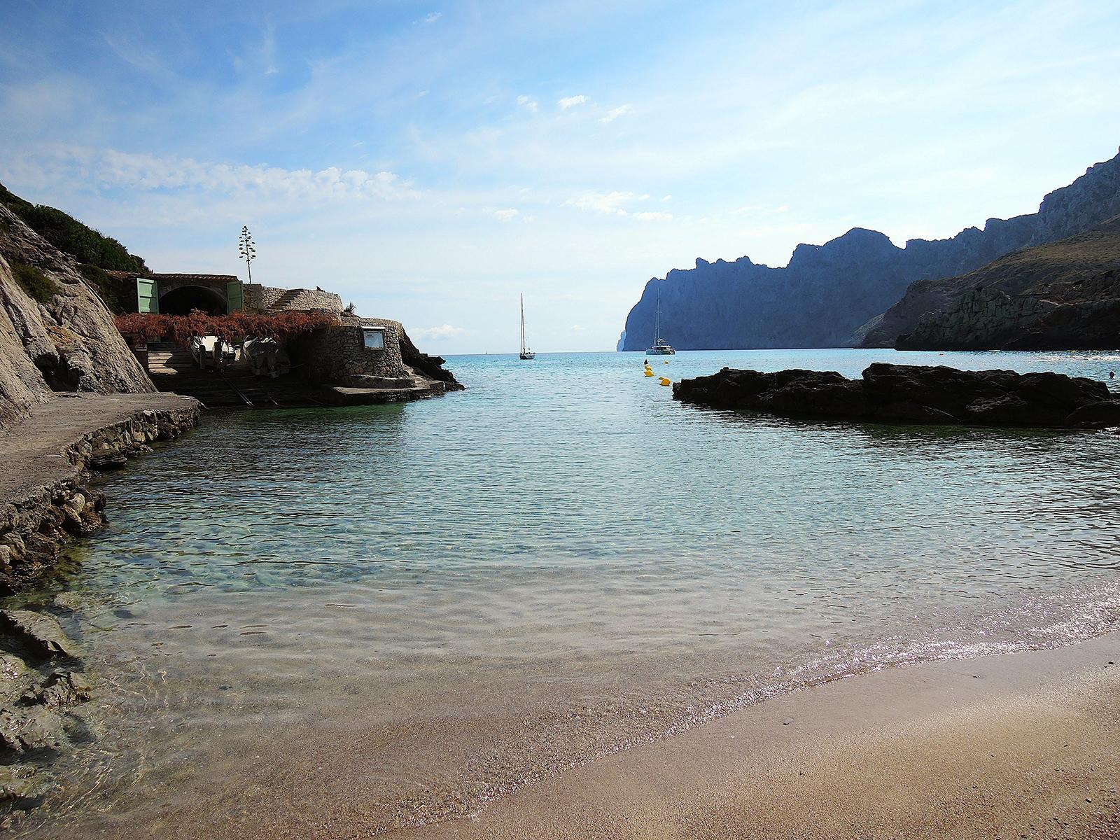 Cala Sant Vincente Mallorca