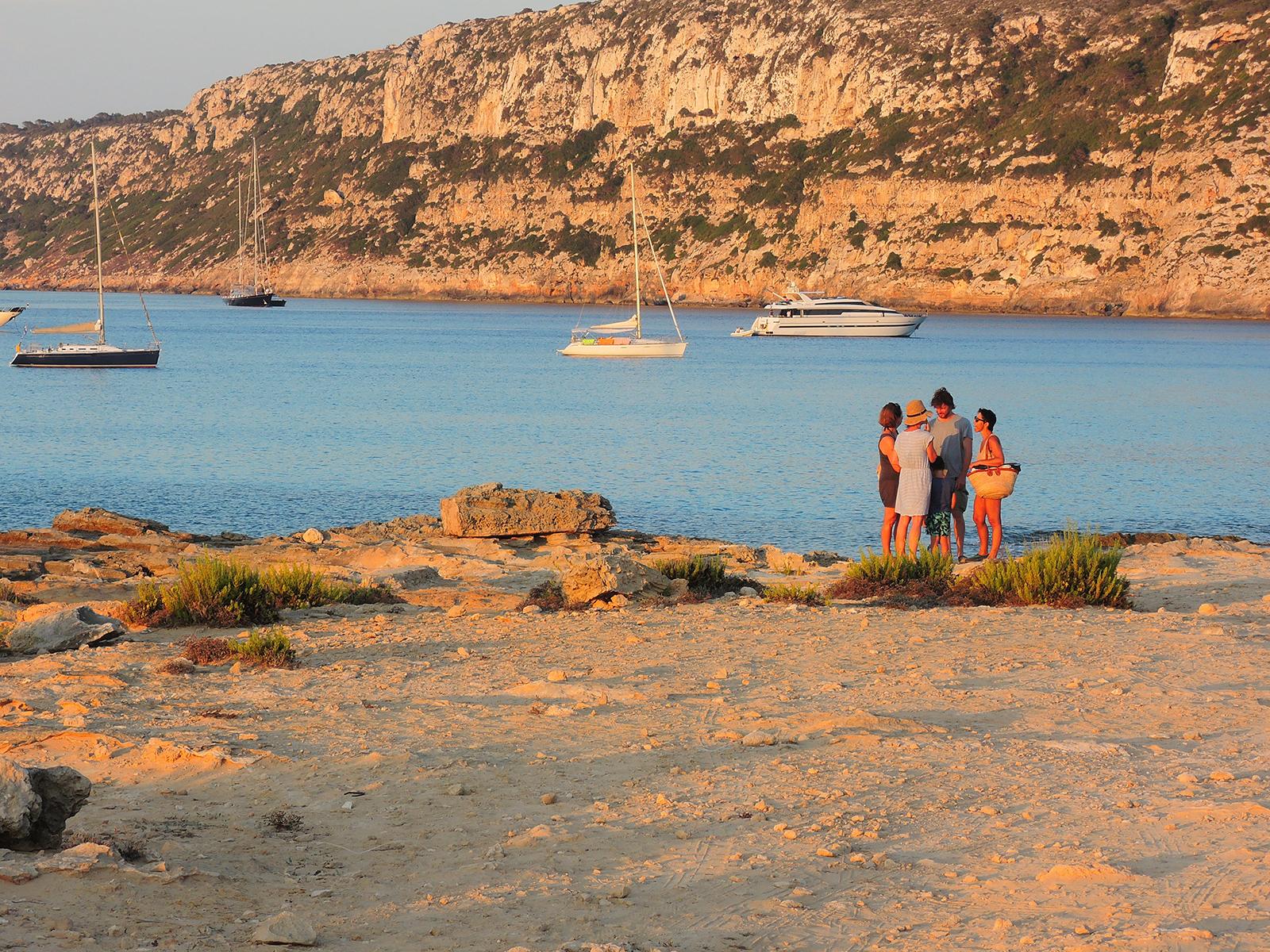 Formentera-Es-Calo-sunset
