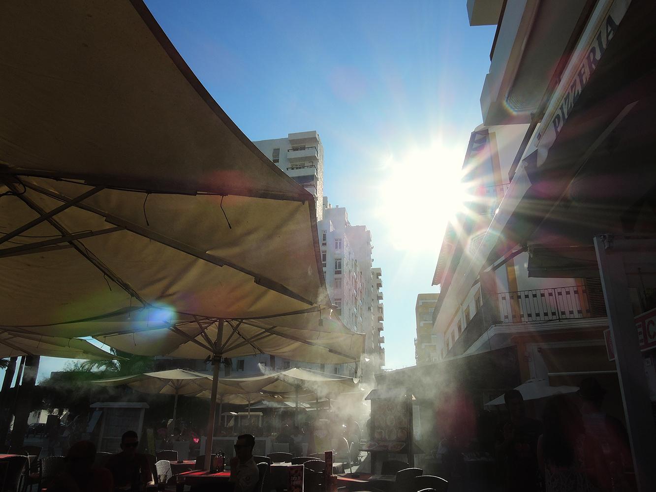 Ibiza-evening