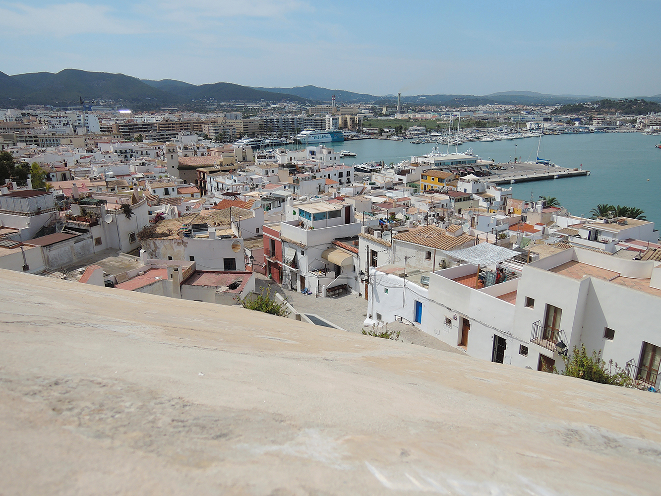 Ibiza-town-the-old-town