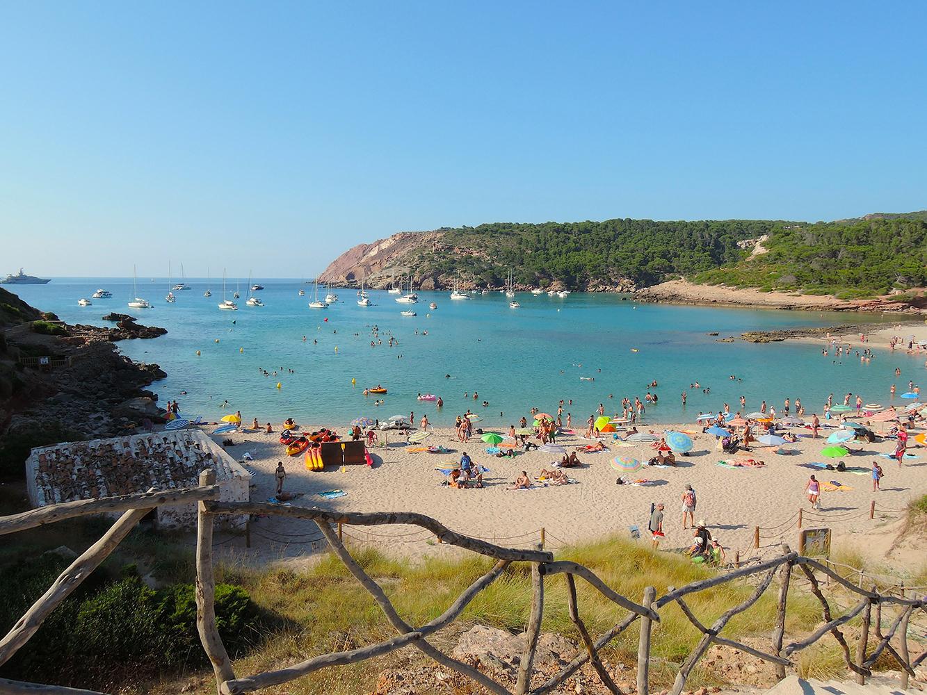 Menorca-Cala-d-'Algaiariens